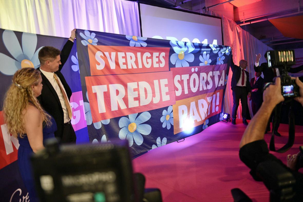 Švédští demokraté