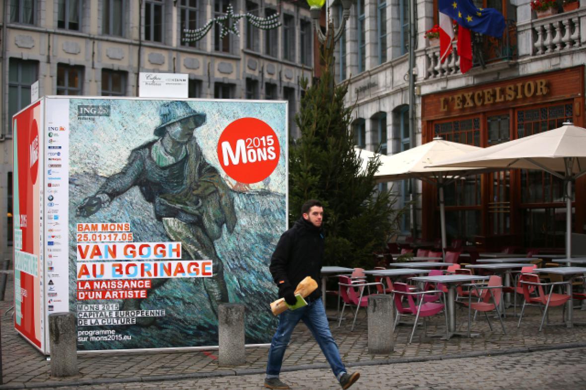 Mons - Evropské město kultury 2015