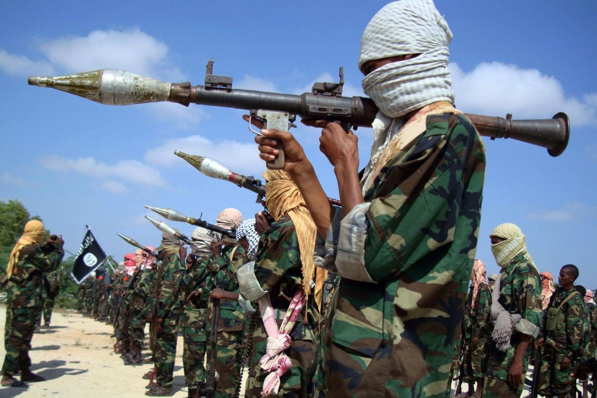 Islamisté z Šabábu