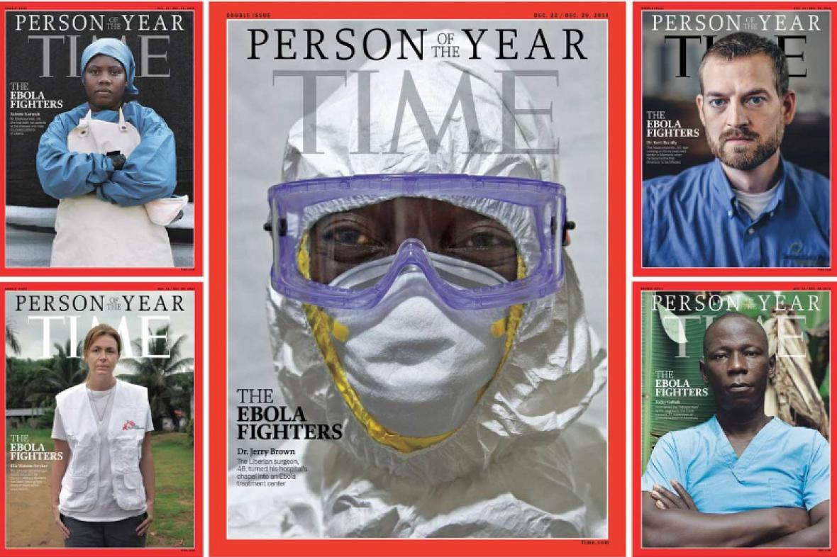 Osobnost roku časopisu Time