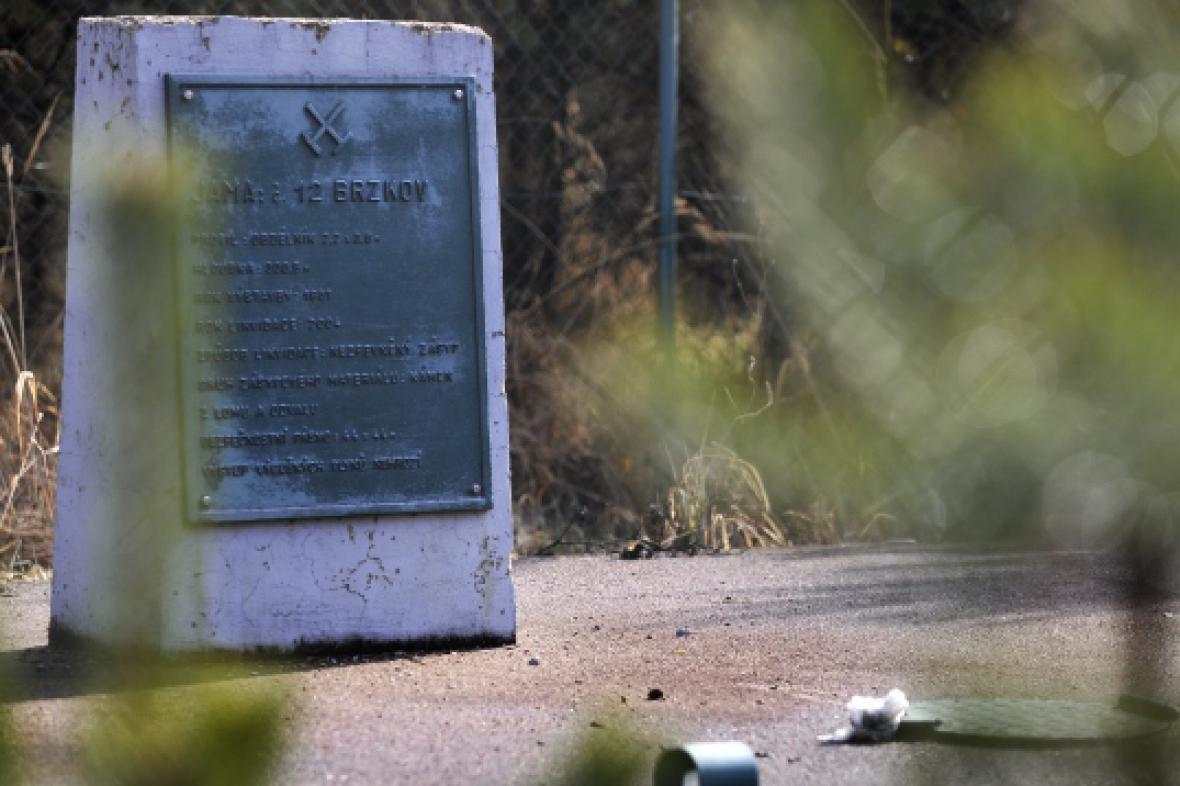 V Brzkově průzkumná těžba uranu proběhla v osmdesátých letec