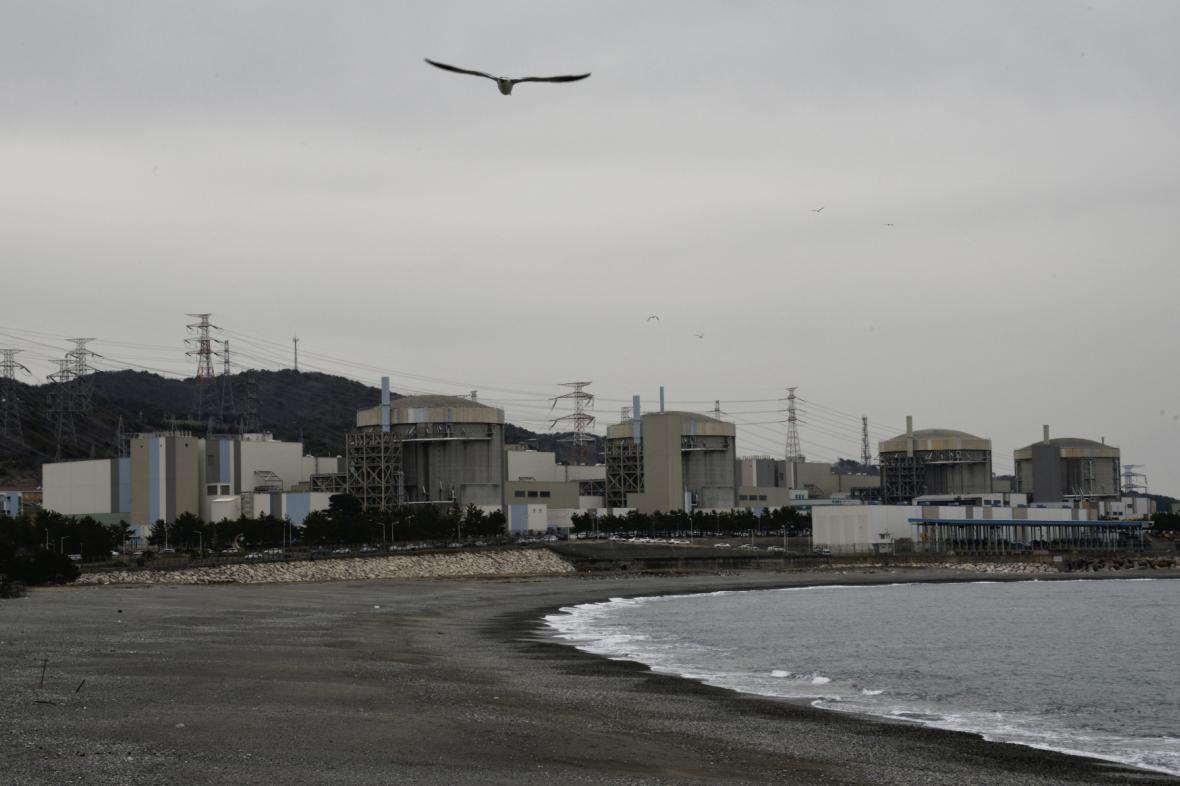 Korejská jaderná elektrárna