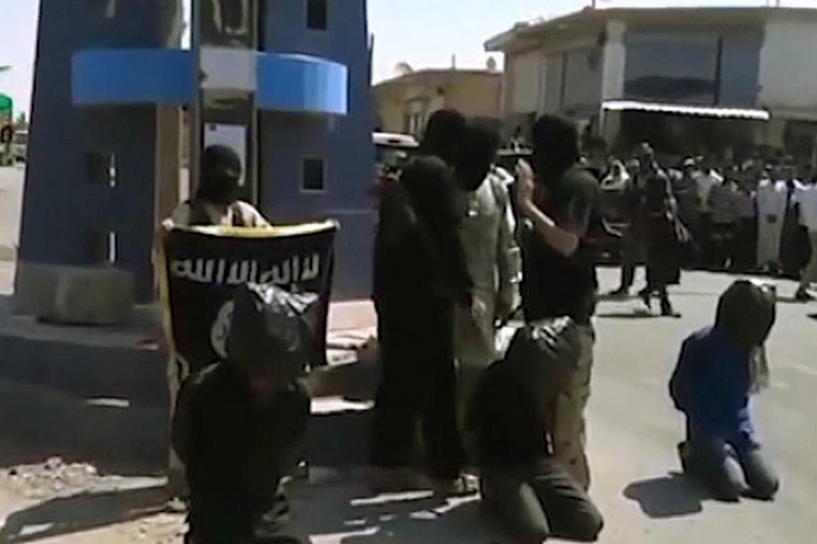 Islámský stát popravuje své odpůrce