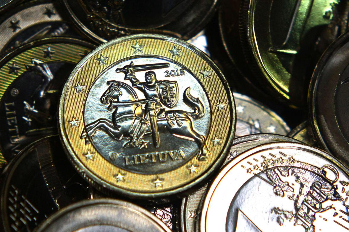 Litevské euro