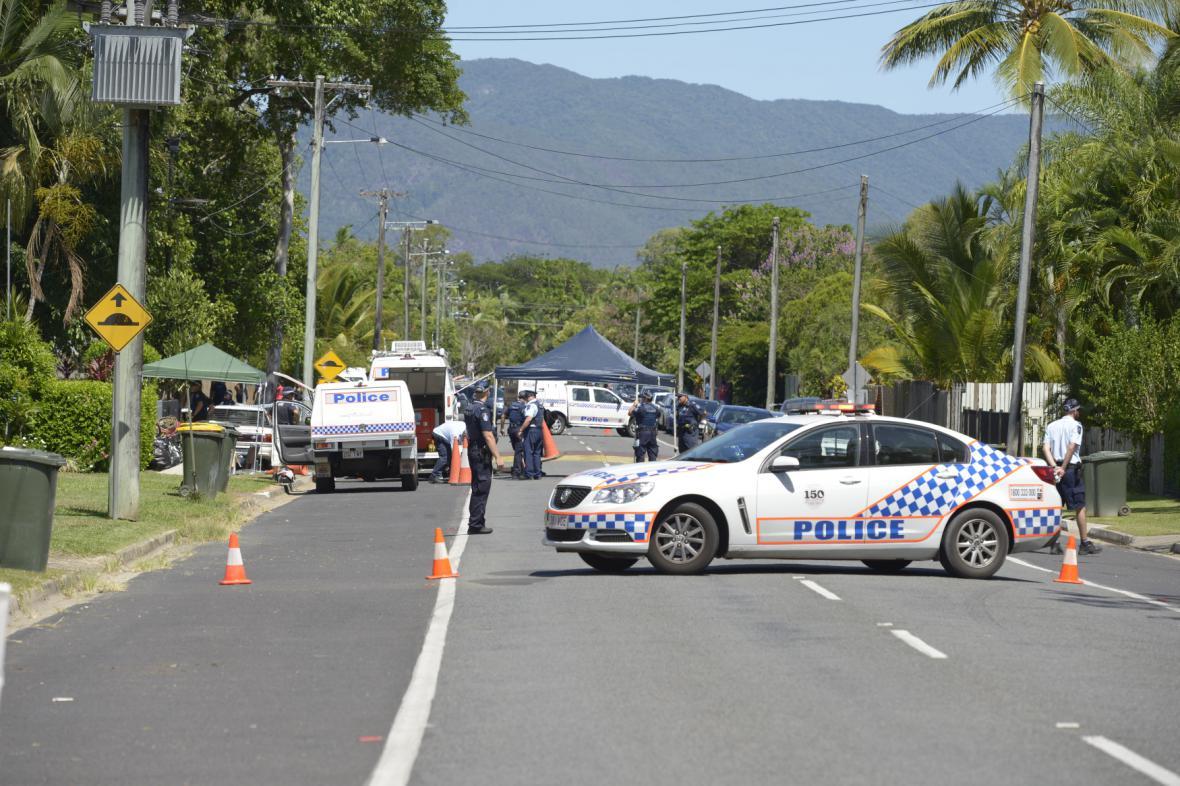 Policie uzavřela místo nálezu mrtvých dětí