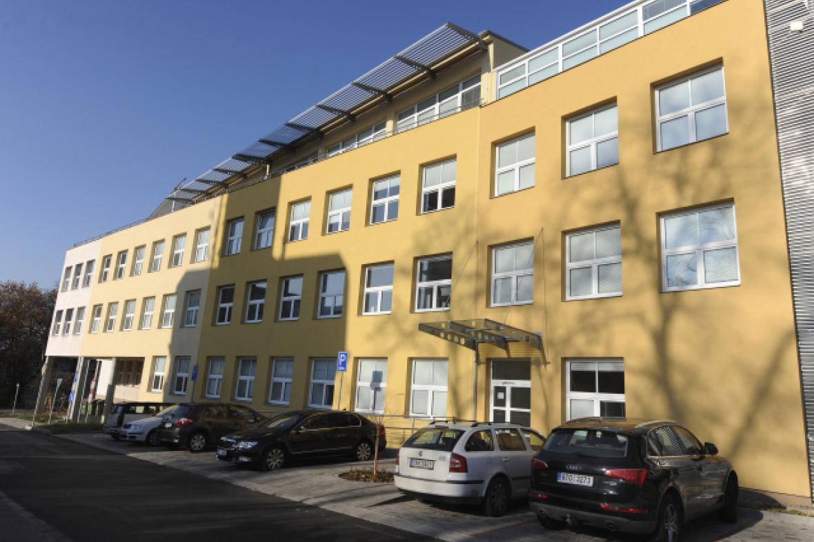 Budova Přírodovědecké fakulty Ostravské univerzity