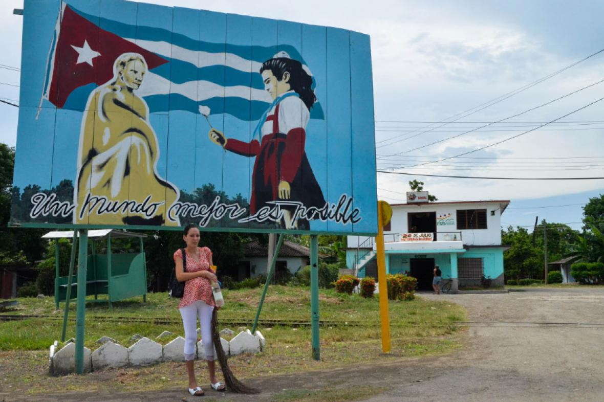 Kuba očima Martina Mikysky