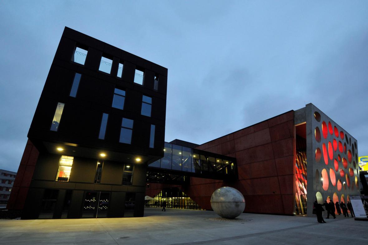 Nové divadlo v Plzni