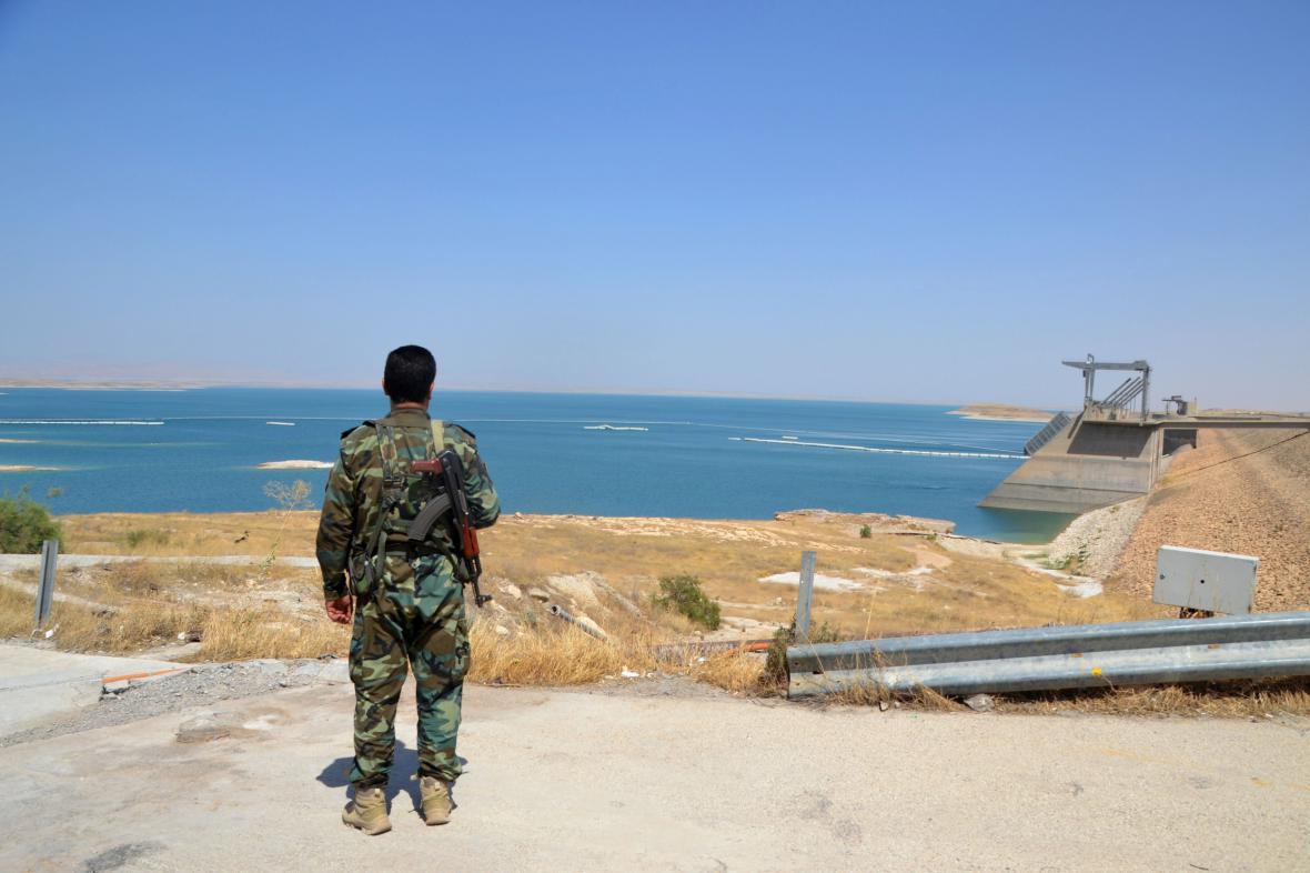 Mosulská přehrada