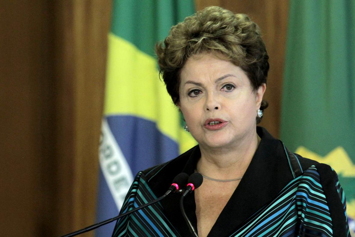 Dilma Rousseffová reaguje na zprávu o zločinech brazilské junty
