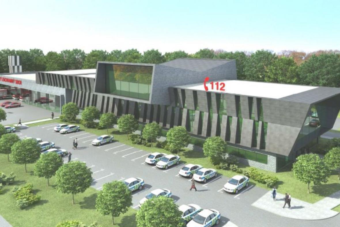 Integrované výjezdové centrum Třinec