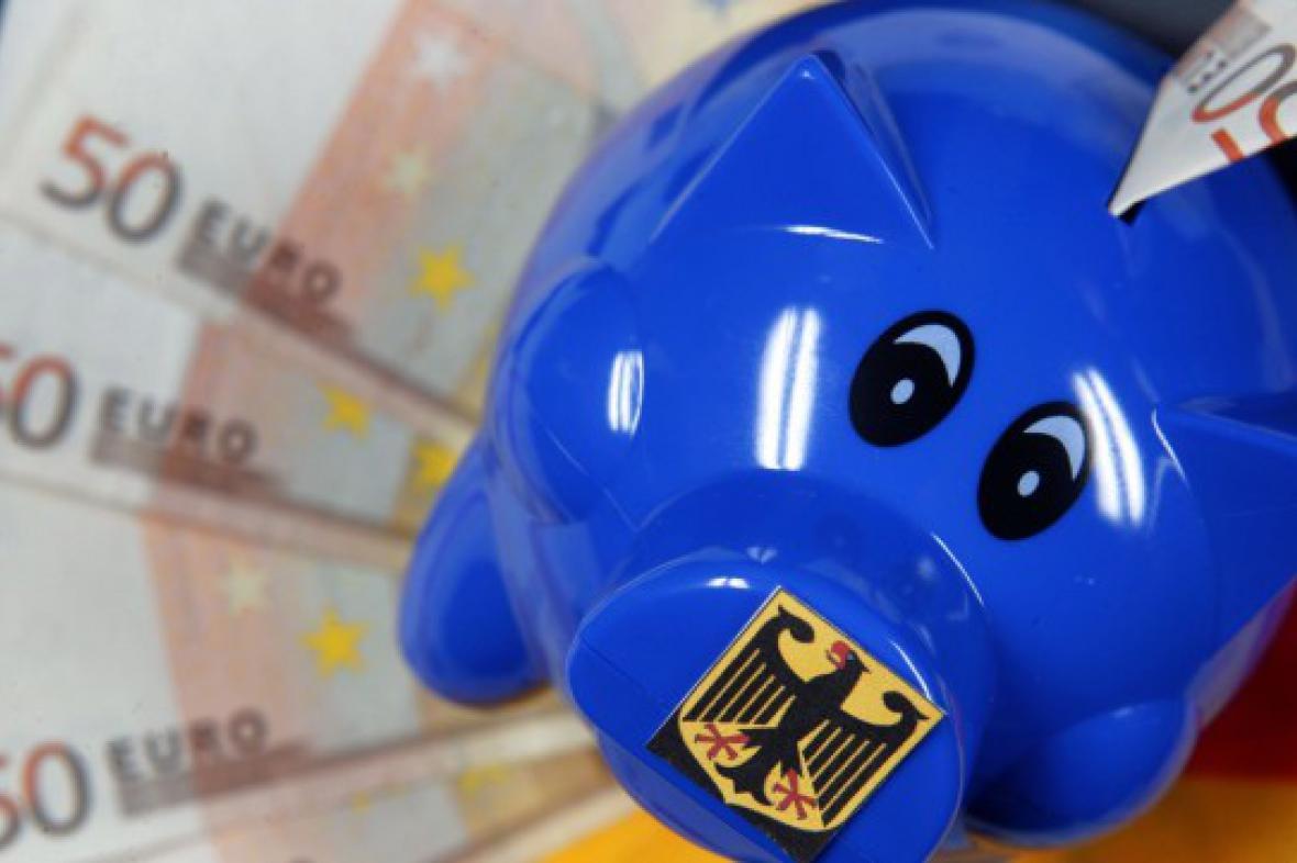 Německá ekonomika