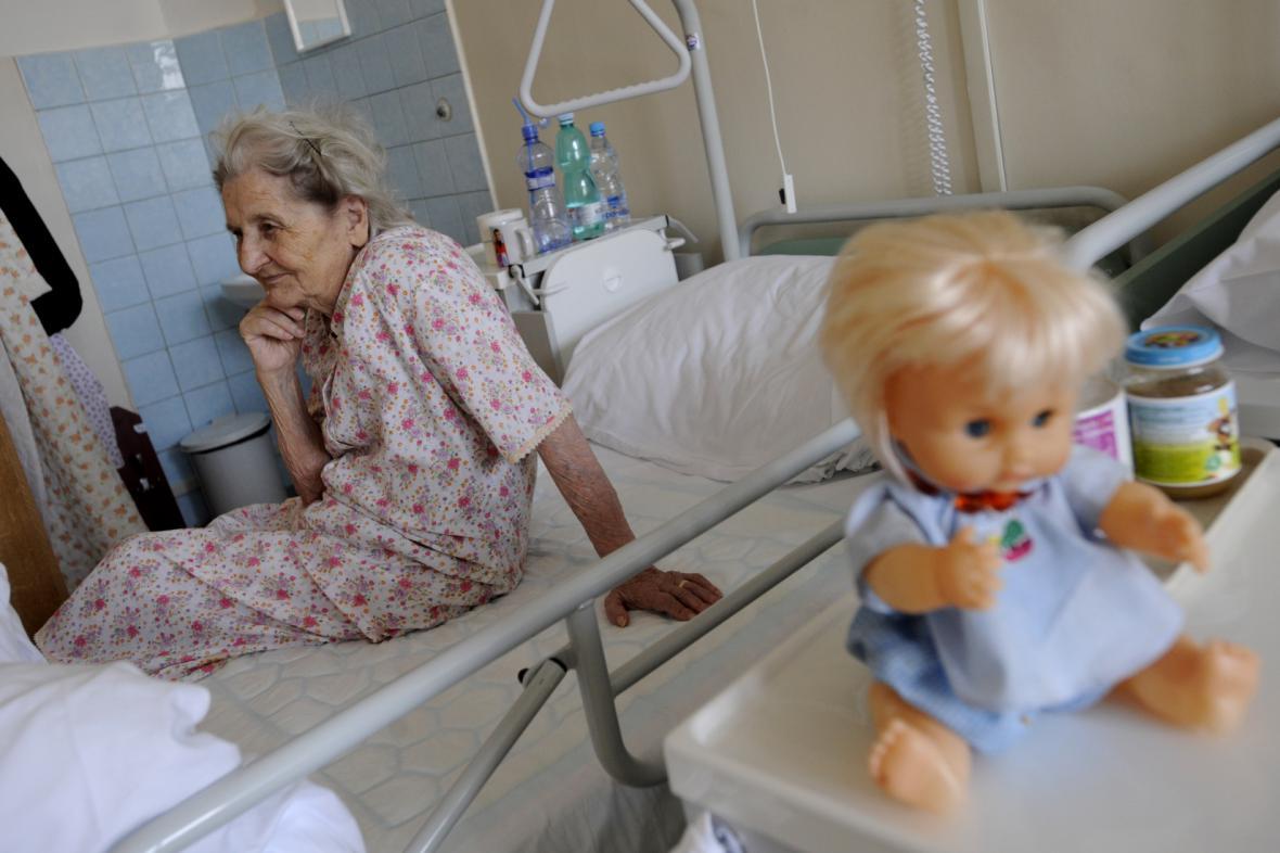 Léčebna dlouhodobě nemocných