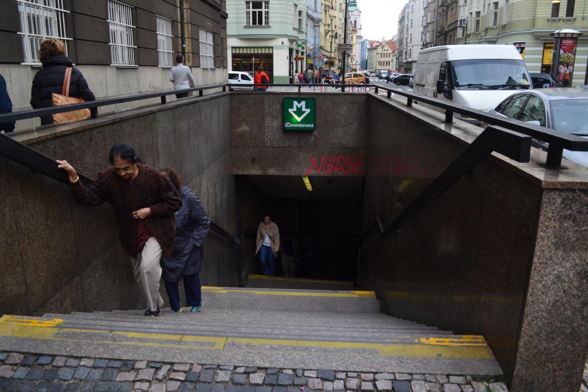 Stanice Staroměstská