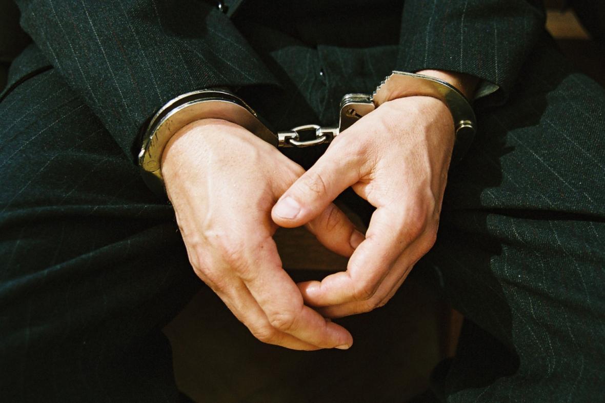 Zatčení