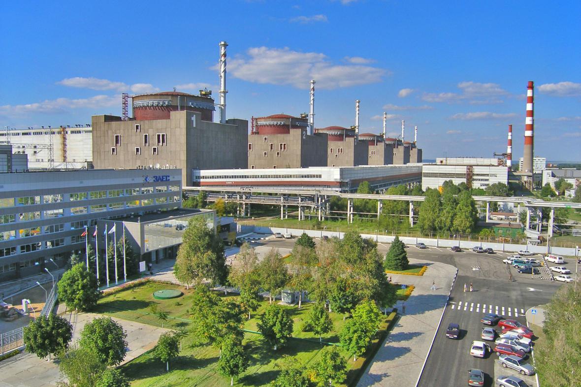 Záporožská jaderná elektrárna