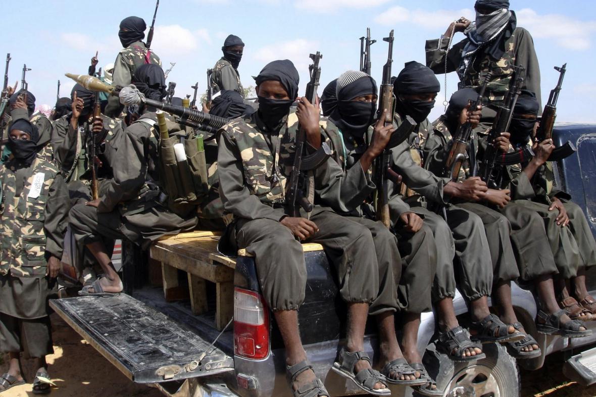 Somálská teroristická organizace Šabáb