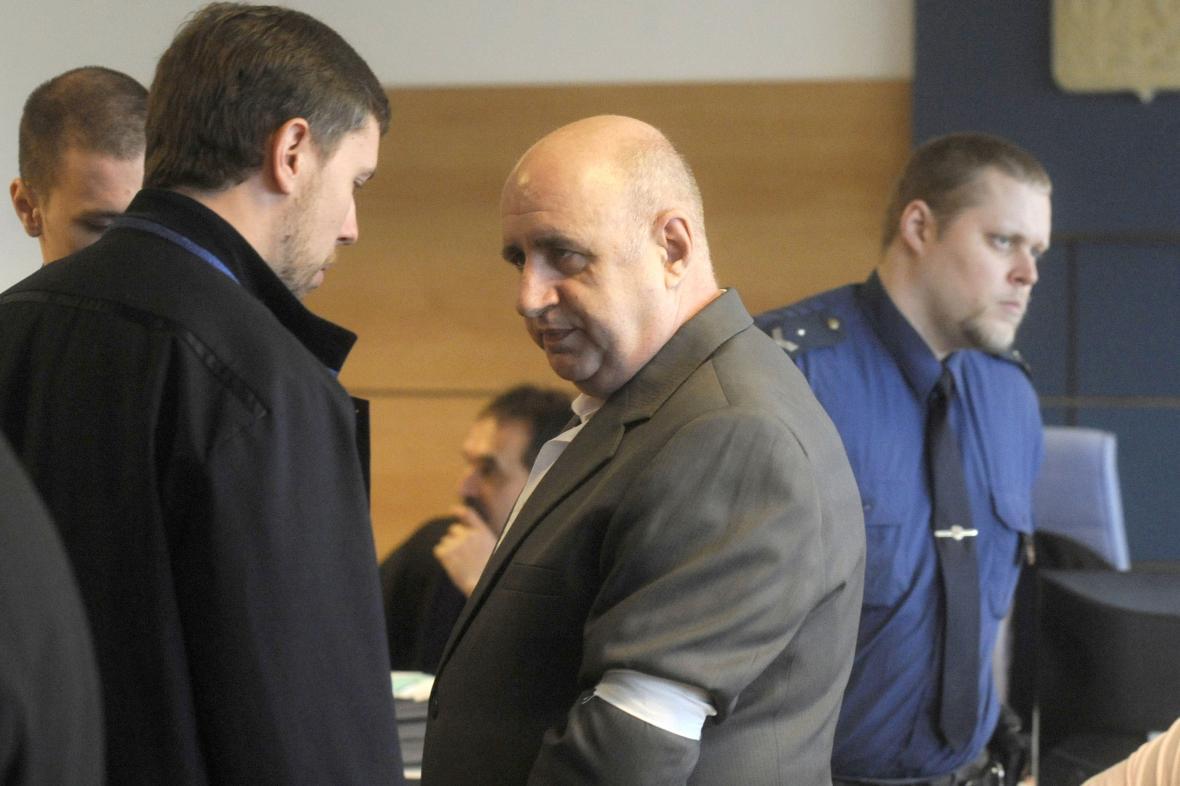 Obžalovaný Jiří Vacula