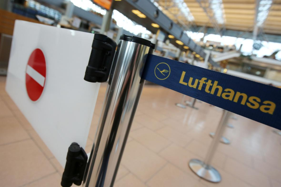 Lufthansa nelétá, piloti stávkují