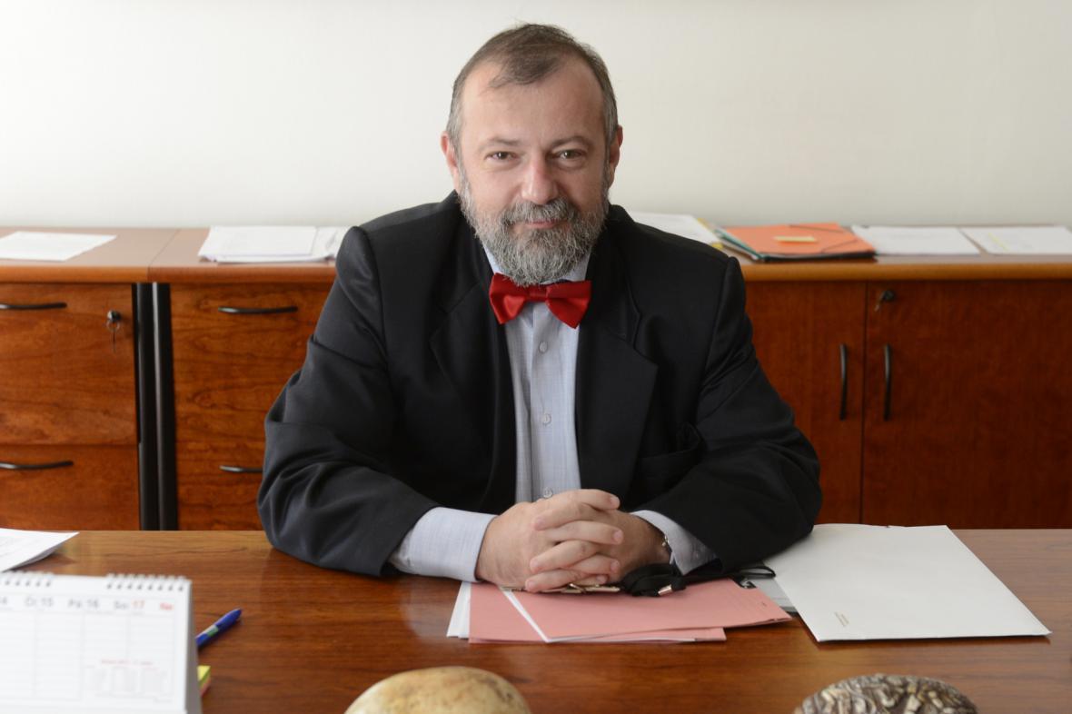 Hynek Kmoníček, ředitel zahraničního odboru Kanceláře prezidenta