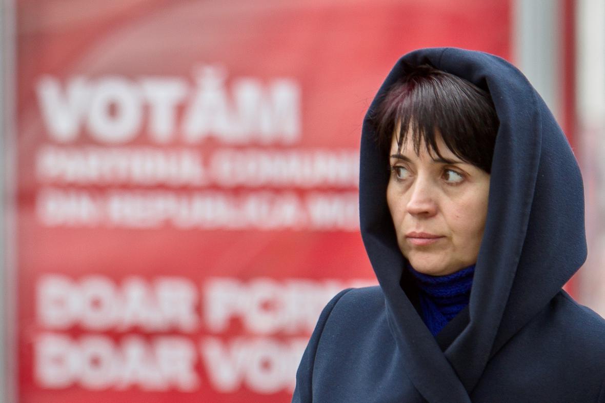 Moldavsko volí v parlamentních volbách