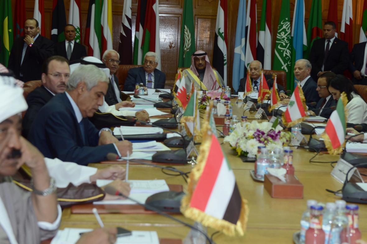 Zasedání LAS v Káhiře
