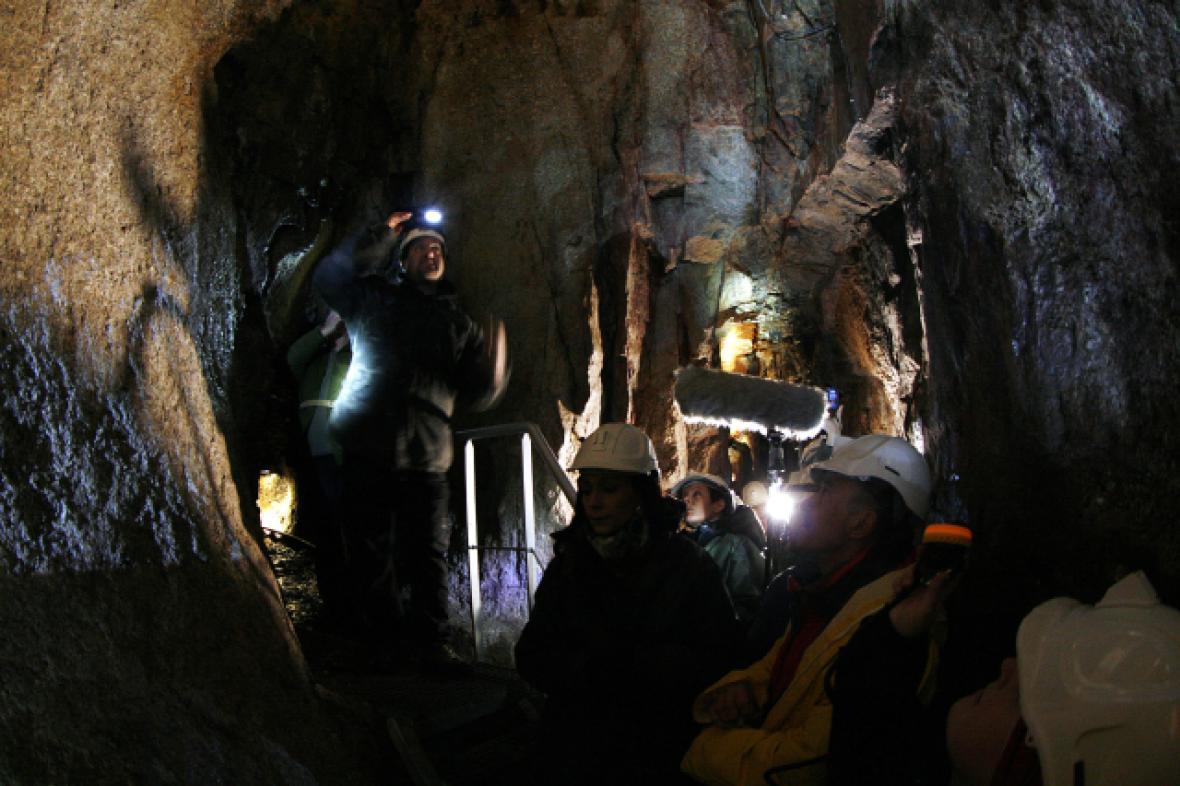 Cínový důl Mauricius