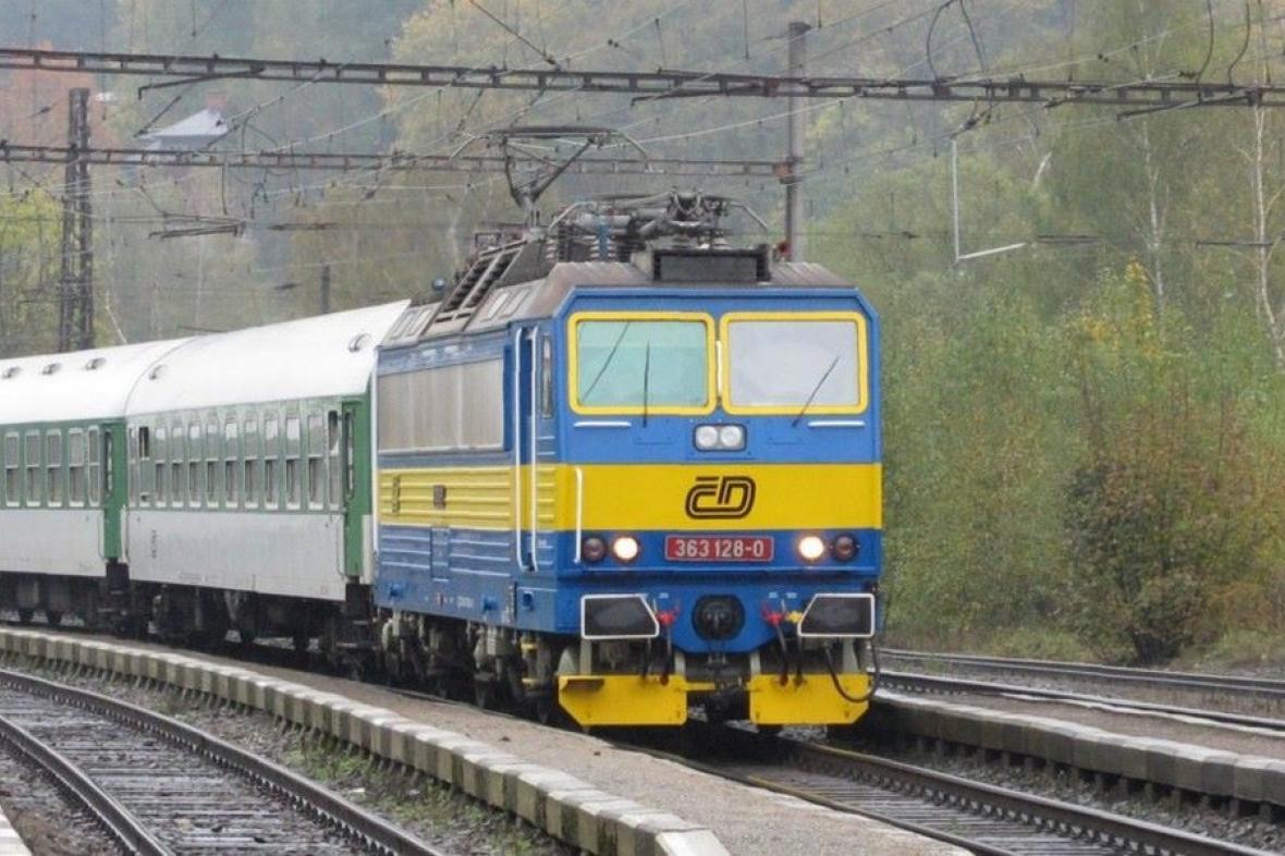 Železniční doprava