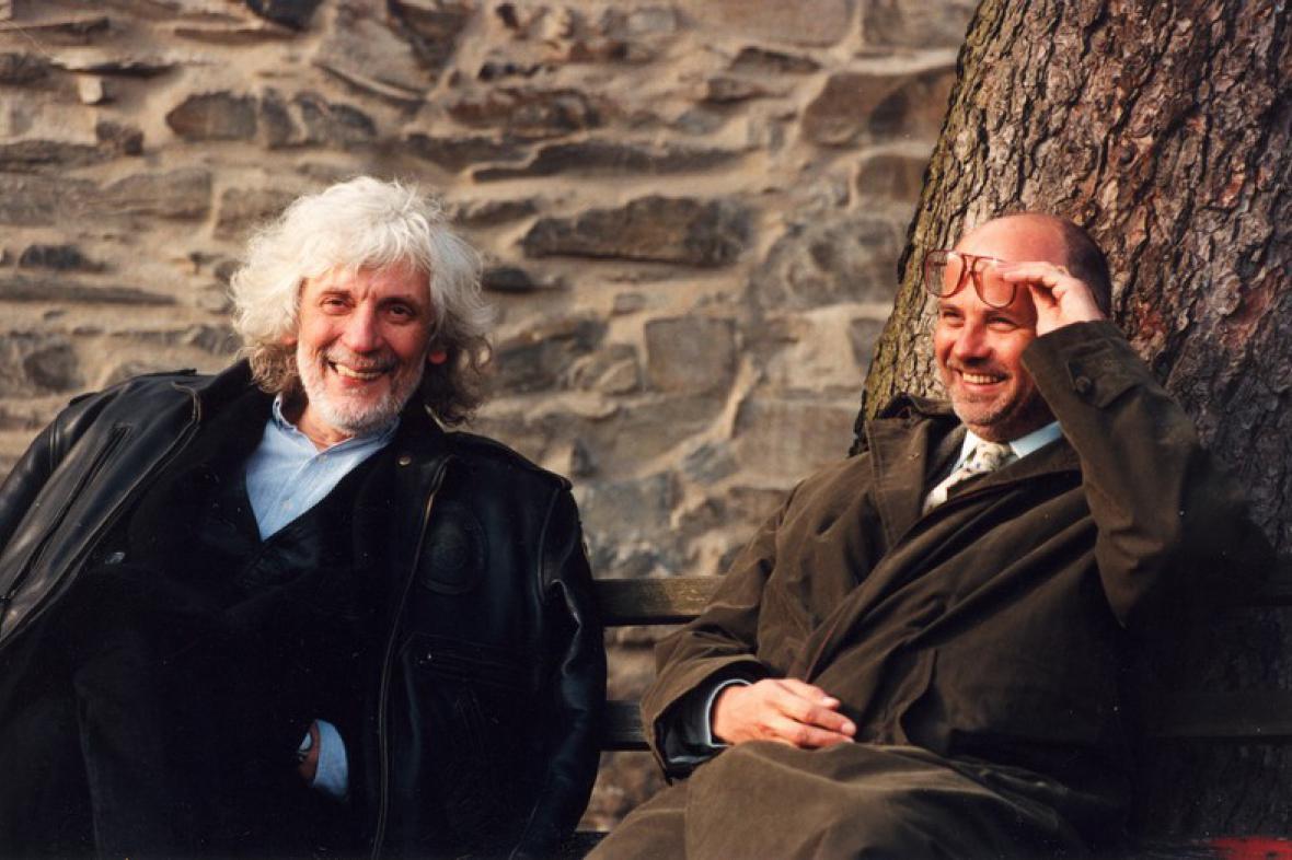 Petr Hapka a Michal Horáček
