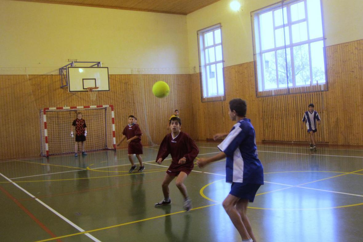 Fotbalový turnaj O pohár 17. listopadu