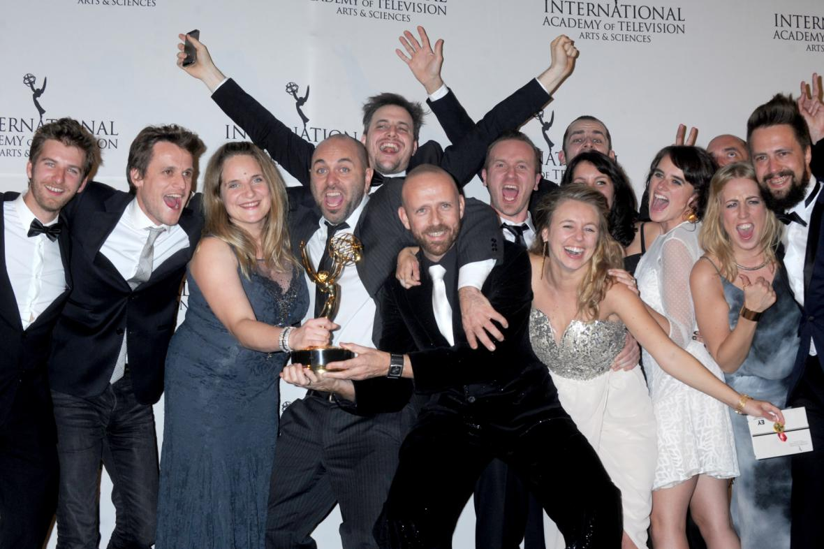 Mezinárodní ceny Emmy 2014