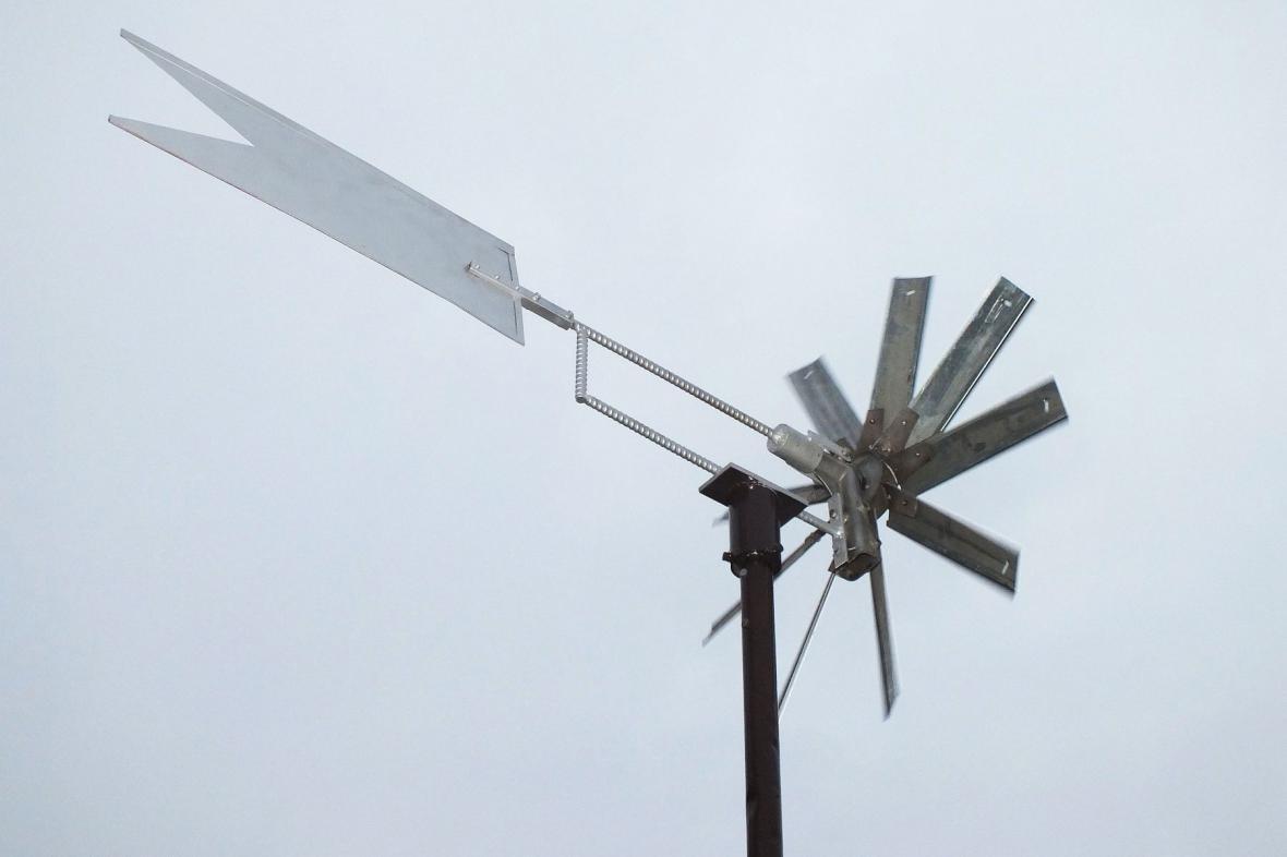 Větrník -