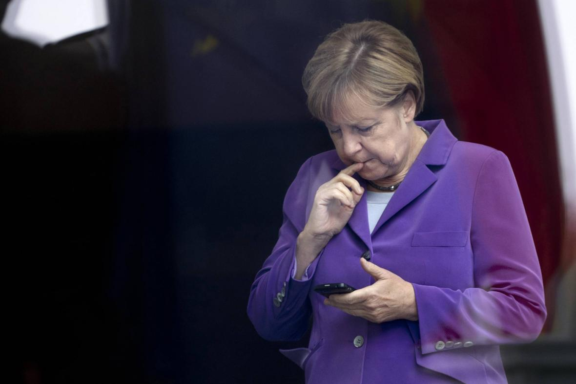 Odposlouchávala NSA Merkelovou?