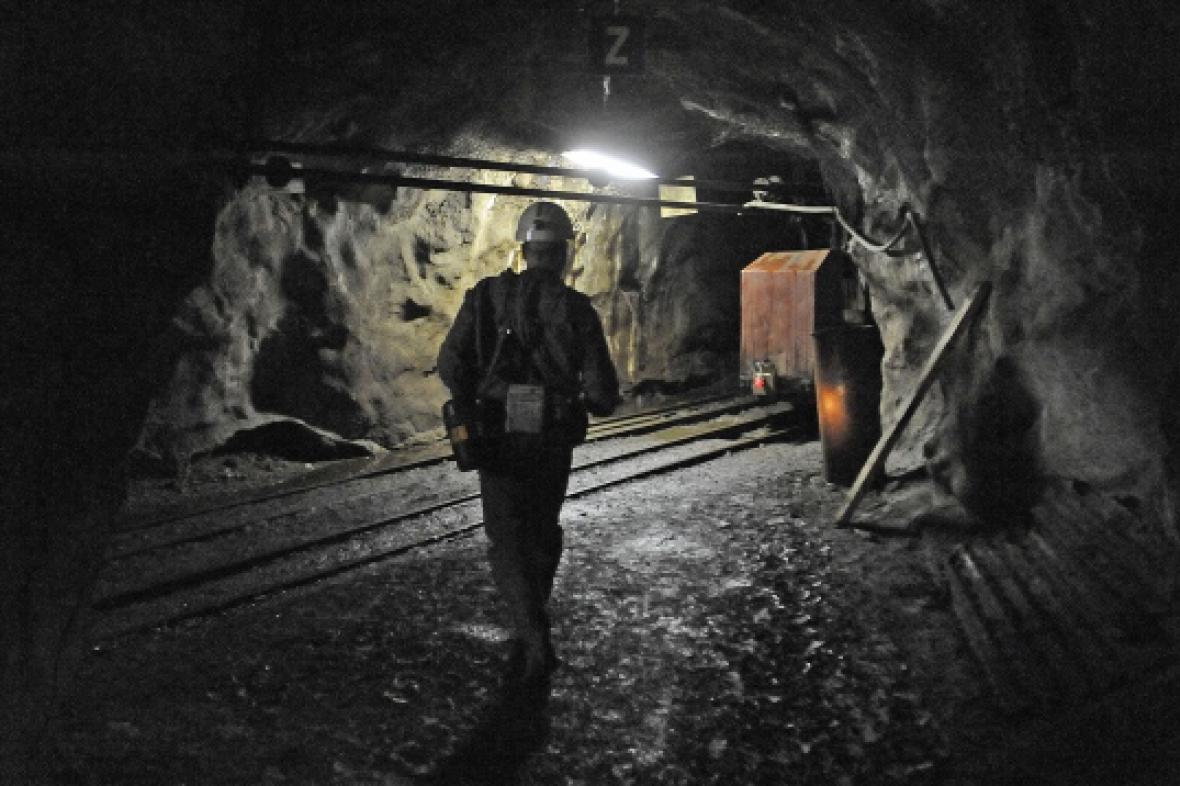 Poslední uranový důl ve střední Evropě - Rožná