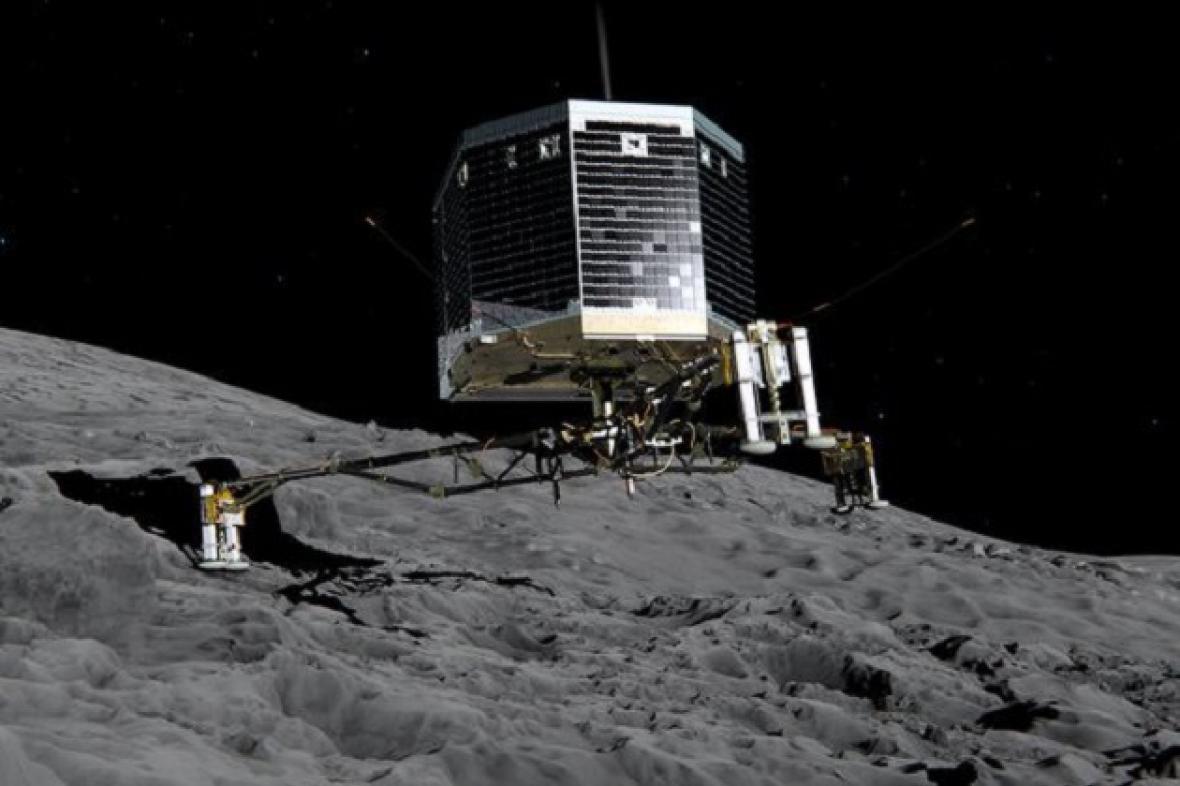Vědci tvrdí, že Philae má ještě šanci se