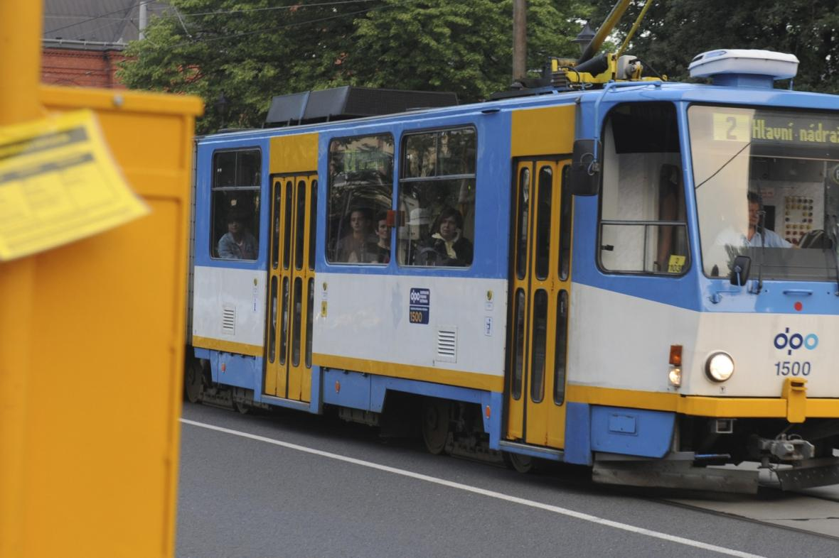 Tramvaje Dopravního podniku Ostrava (DPO)