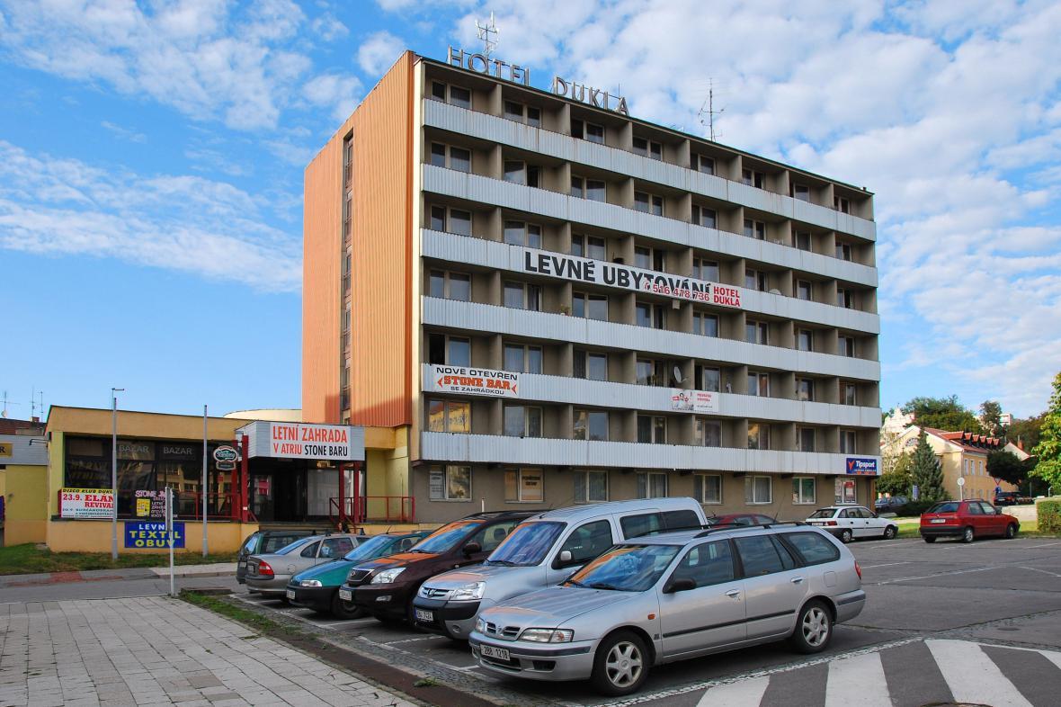 Hotel Dukla v Blansku