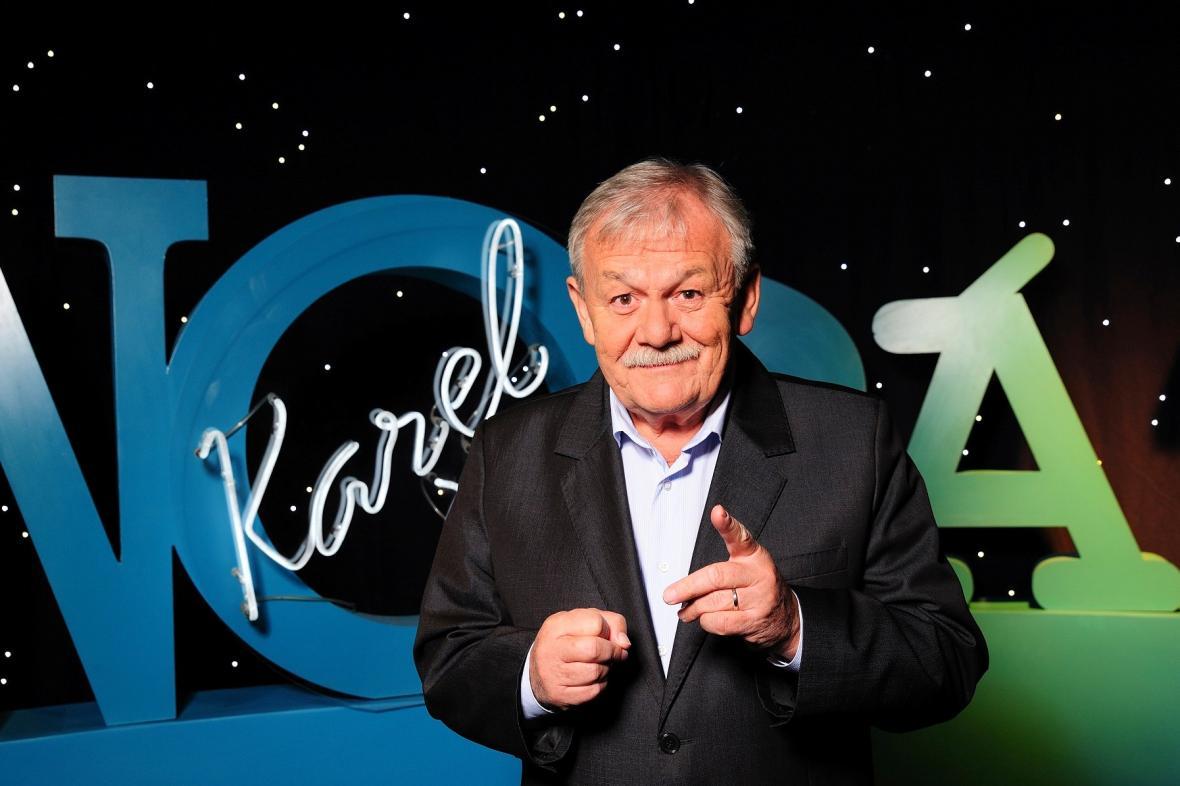 Karel Šíp ve Všechnopárty