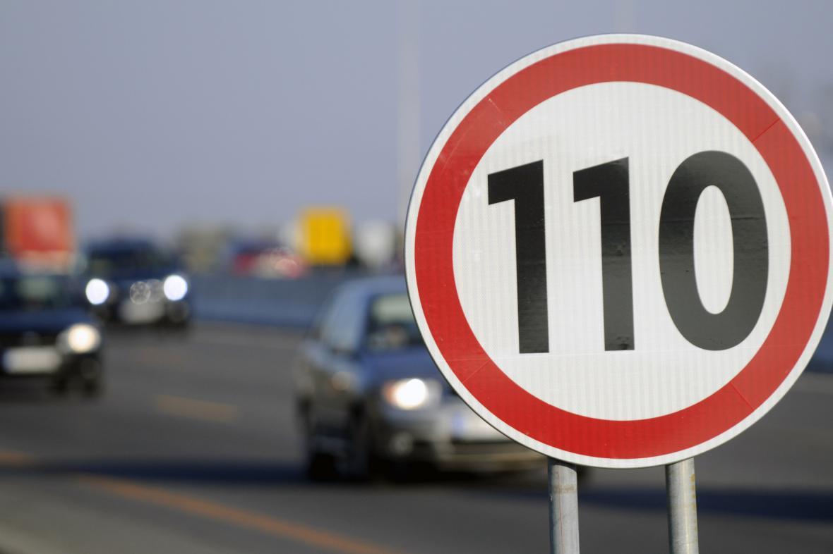 Maximální povolená rychlost