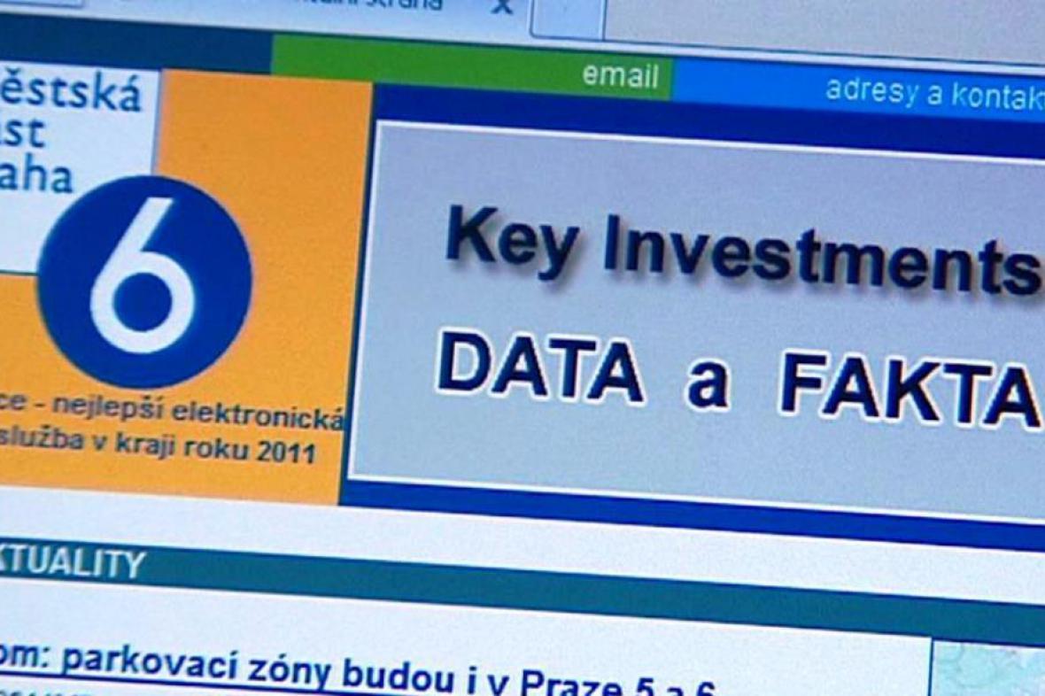 Praha 6 a Key Investments
