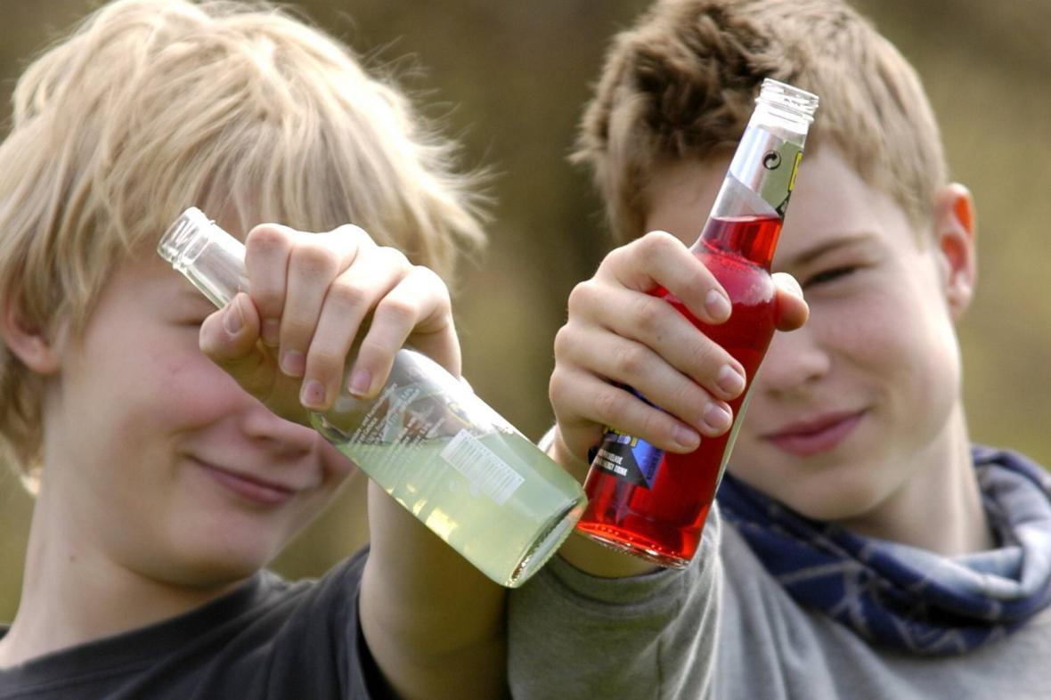 Děti a alkohol