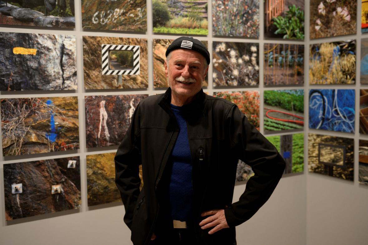 Jan Ságl vystavuje v Leica Gallery