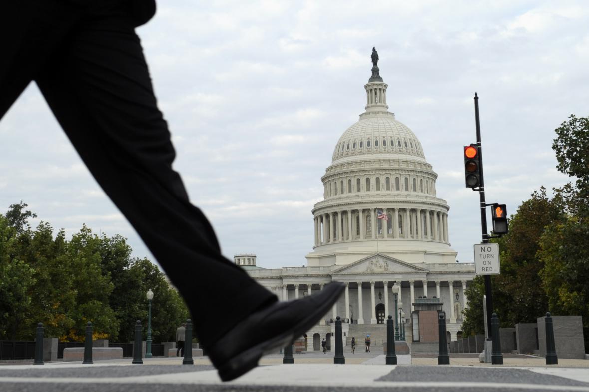 Ochromení státní správy ve Spojených státech