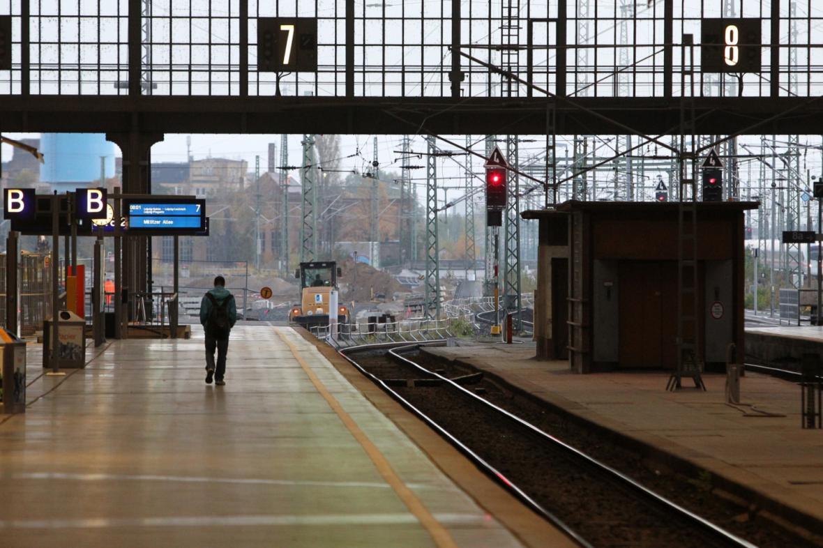 Lipské nádraží