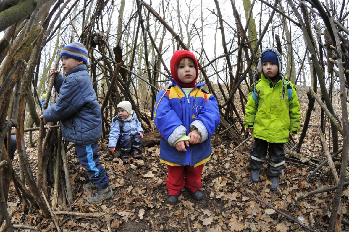 Lesní školka