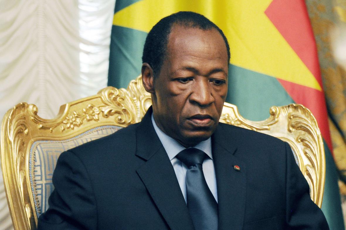 Prezident Burkina Fasa