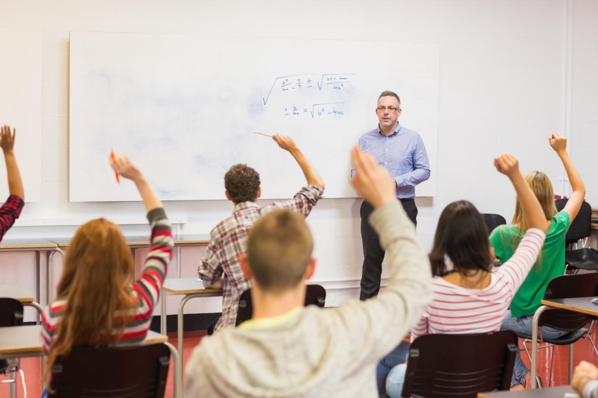 Ve třídě