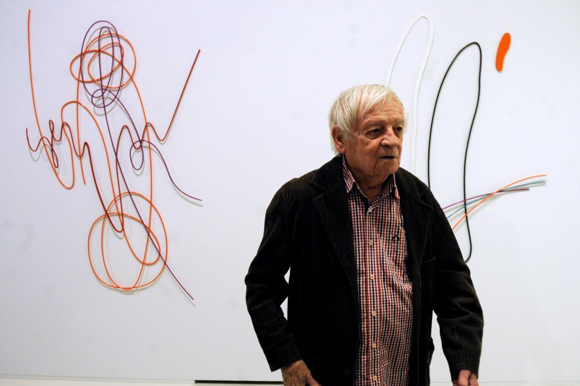 Výtvarník Karel Malich