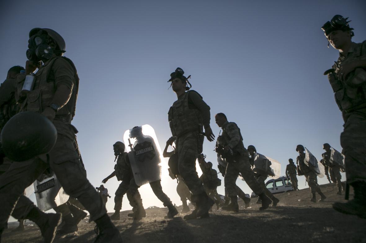 Boje o Kobani