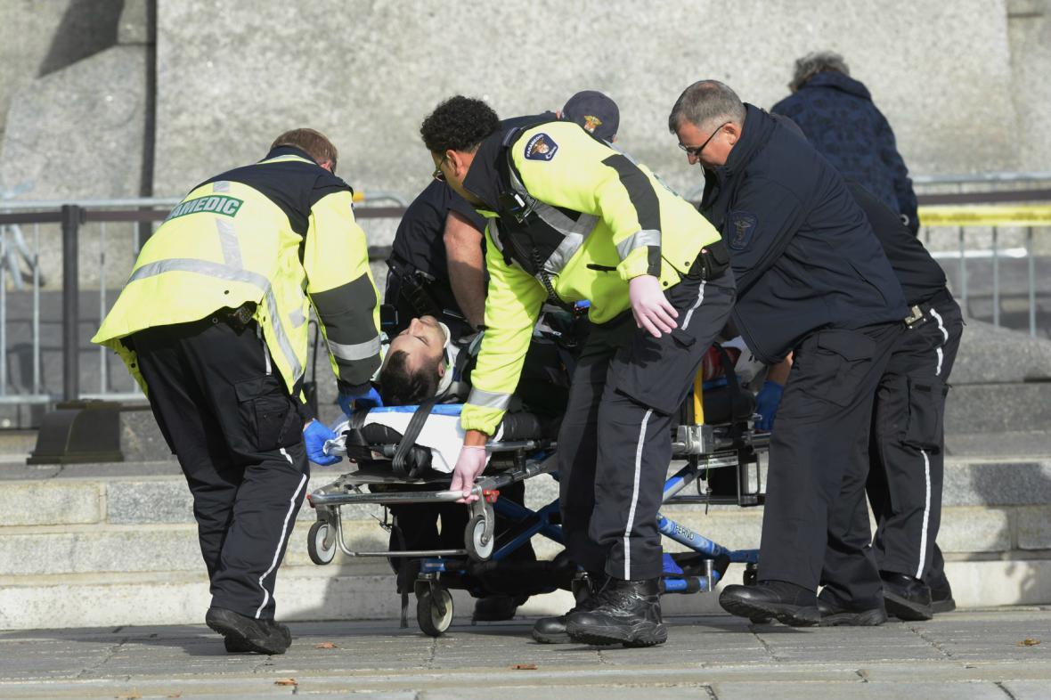 Útok v Ottawě